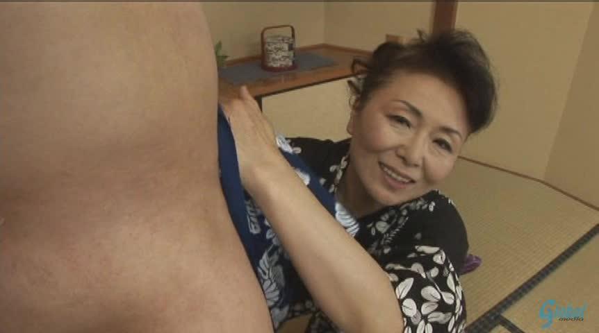 中出しソープ 麗しの熟女湯屋 松岡貴美子
