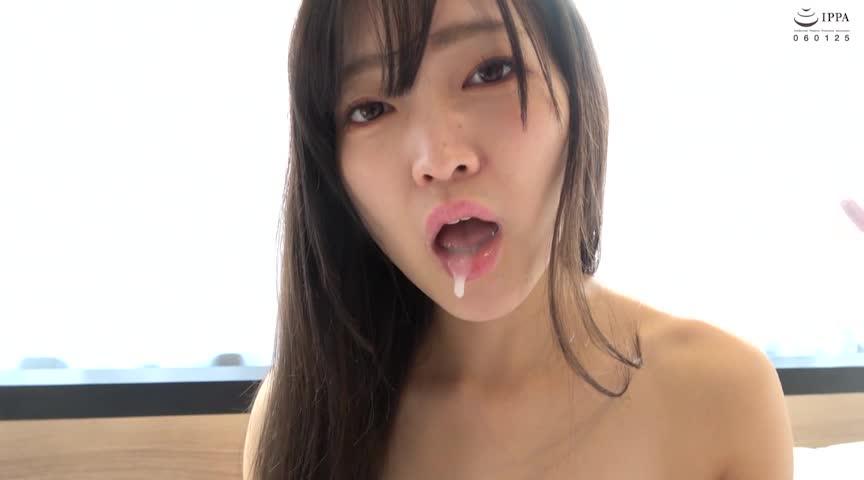 人気女優 星あめりチャンの歯磨きしながら唾垂らし顔舐め唾グチュグチュプレイ!